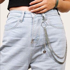 Jewelry - Coin Waist chain belt